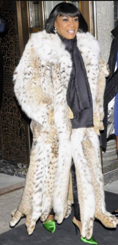 Celebrity Fur-Wearers, Celebrity Who Wear Fur, Celebrity Fur Hags ...
