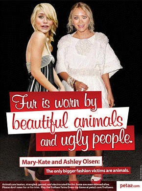 Celebrity animal activists quotes of the day