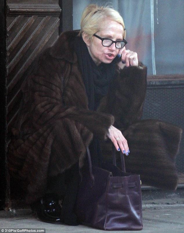 Celebrity Fur Wearers Celebrity Who Wear Fur Celebrity Fur Hags At